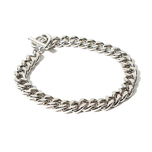 slim chain bracelet[ MADE BY ONESOME ]