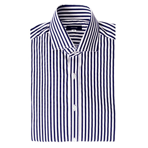ccanoni wide stripe shirts (dark Navy)imited italy Cotton 100% (60수)[MADE BY ONESOME]3차재입고완료 / 당일배송