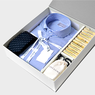 Onesome gift box (Gray)[MADE BY ONESOME]